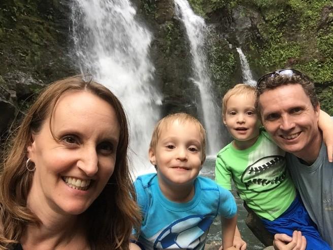 Graham Waterfall