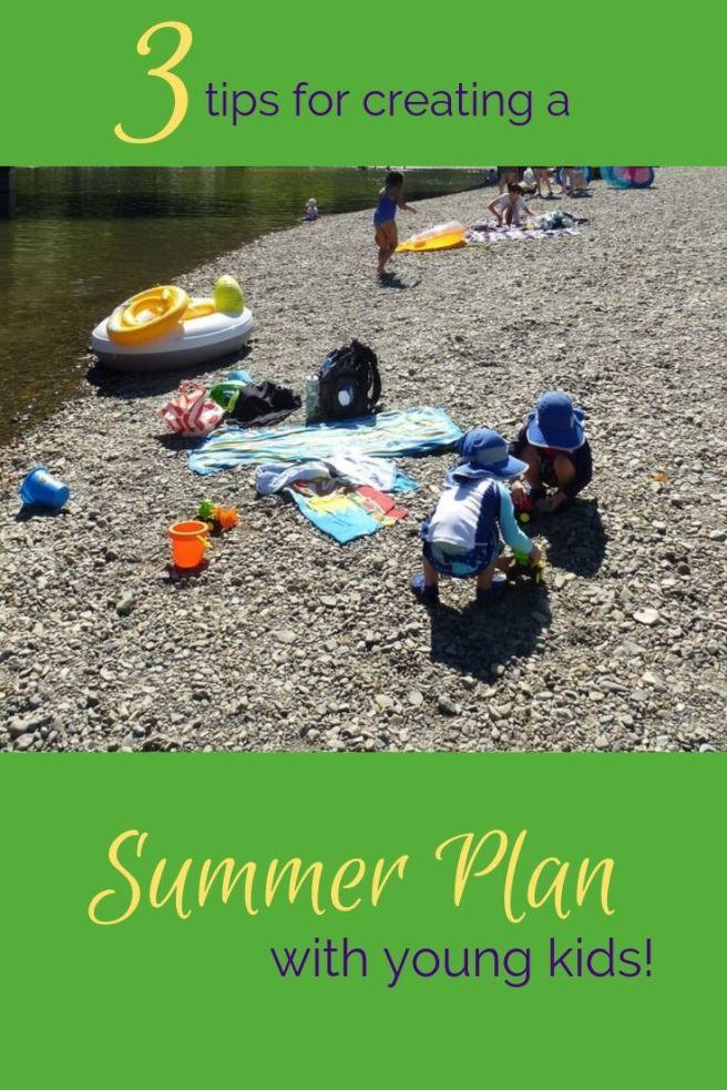 Summer Plan