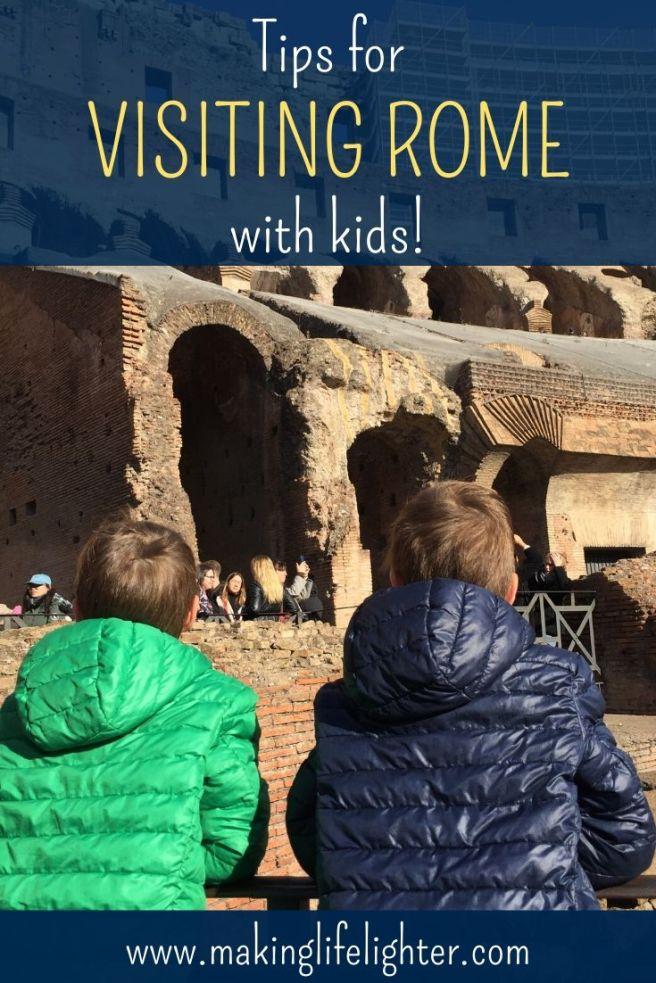 Rome w Kids IG